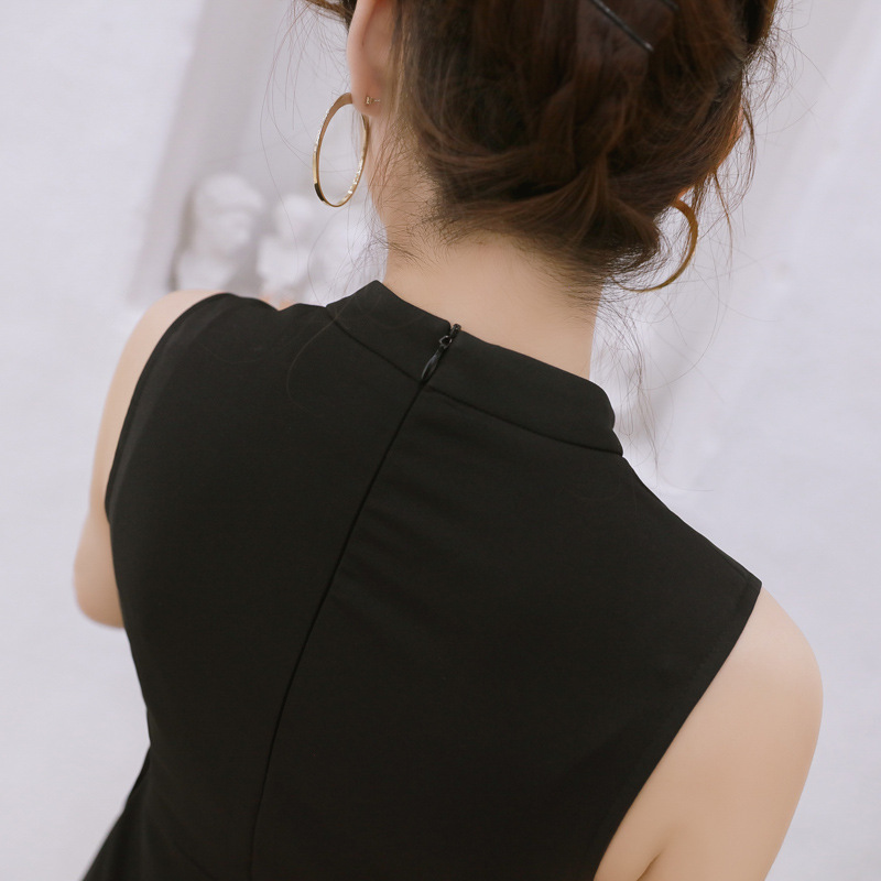 2019 Sexy Woman Jumpsuit Plus Size Sexy Elegant Black Bodysuit Women Combinaison Femme Monos Largos Mujer Pantalon Largo