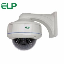 Outdoor waterproof 1.0megapixel 720p IR LED Day and night dome ip camera ELP-IP8600