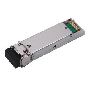 Image 3 - Bán sỉ 10 cái/lốc Cho H3C SFP GE LX SM1310 A SFP Module Thu Phát Singlemode LC 1000Base LX 1.25G 1310nm SMF DDM 10 km