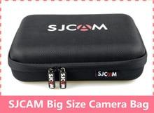 Lanbeika для SJCAM большой Размеры действие Камера сумка коробка для SJ6 SJ7 SJCAM SJ4000 SJ5000X SJ5000 SJ6000 SJ7000 GoPro 5 4 3 + сумка