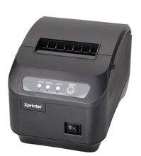 Билет штрих-код автоматической термальный чековый принтера pos принтер резки небольшой машина