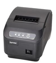 XP Q200II printer High quality pos printer 80mm thermal receipt Small ticket barcode printer automatic cutting