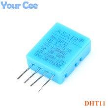 50 pces dht11 digital temperatura e sensor de umidade