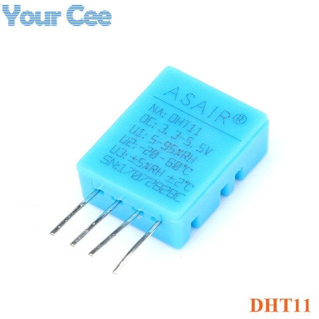 50 pcs DHT11 الرقمية درجة الحرارة و الرطوبة الاستشعار