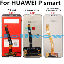 LCD For Huawei P Smart PLUS 2019 Display Touch Screen Digitizer Assembly plus Smart+ INE-LX1 L21