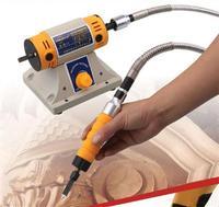 220 v Elektrische Beitel Carving Gereedschap Hout Beitel Carving Machine Graveren Machines-in Accessoires voor elektrisch gereedschap van Gereedschap op