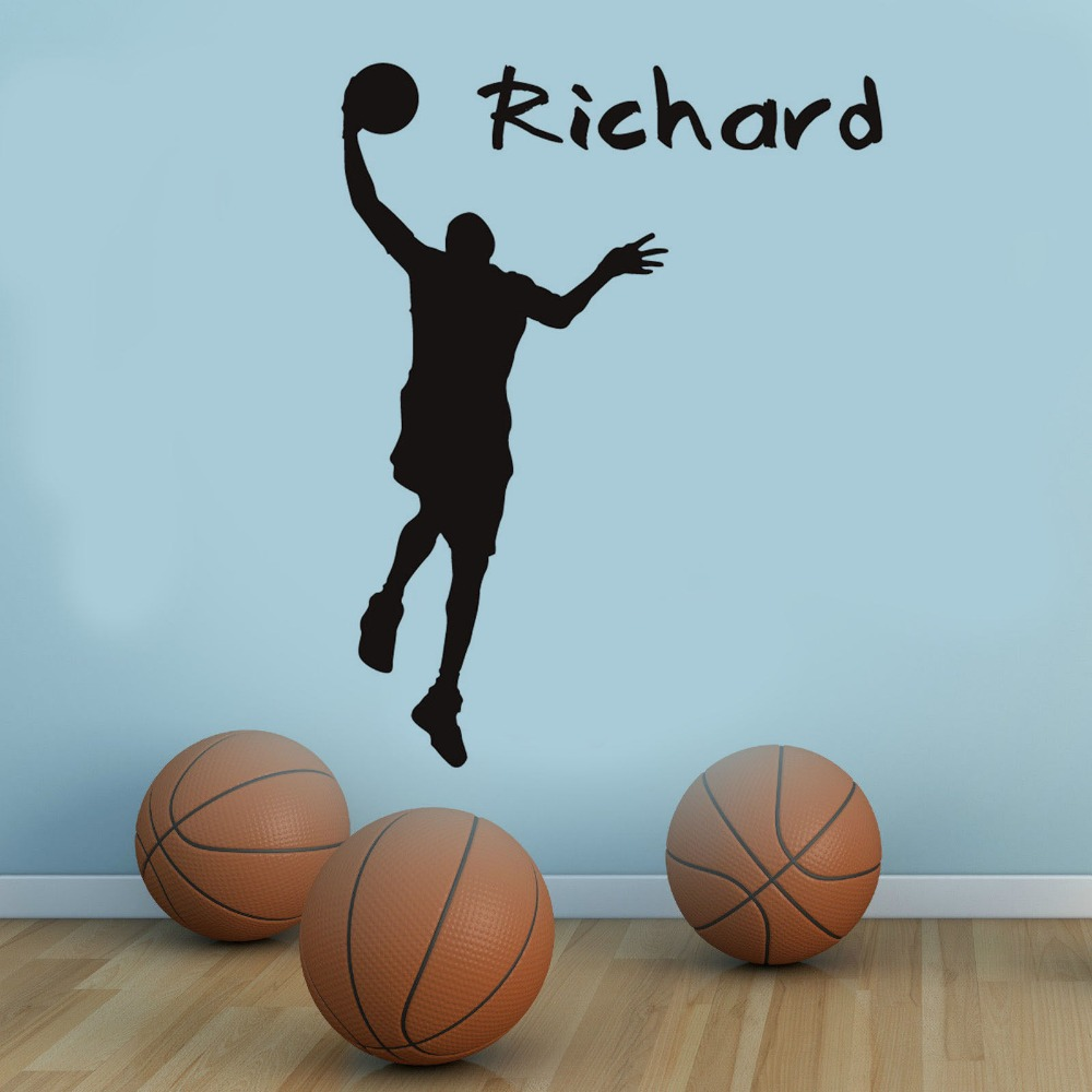 Wundervoll Wandtattoo Basketball Beste Wahl Zum Angebot