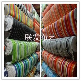 African Wax Prints Fabric Tecido African Printed Cloth Stripe Canvas Curtain Fabric 100% Cotton Pillow Cushion Sofa Diy Handmade