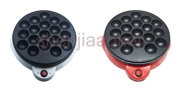 Машина для приготовления шариков из осьминога маленькая Мясорубка с 18 отверстиями бытовая машина Maruko шарики из осьминога s машина для выпечки 220 В 650 Вт 1 шт