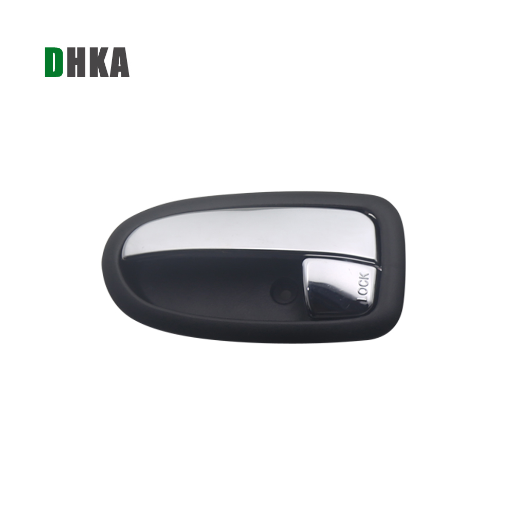 Black Outer Front Right Passenger Side Door Handle for GMC CHEVROLET 1997-2005