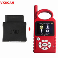 V9.0.0 Handy Baby Hand held Car Key Copy Auto Key Programmer for 4D/46/48 Chips Plus JMD Assistant Handy Baby OBD Adapter