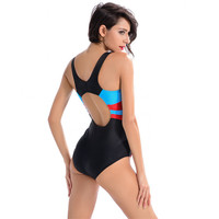 Sea Girl Professional Sports Swimsuit Women One Piece Athlete Large Size Swimwear Monokini Slim Bathing Suit