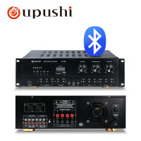Bluetooth audio receiver 400w stereo amplifier oupushi professional home karkoke amplifier oupushi 2 channel home amp