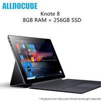 ALLDOCUBE KNote 8 планшетный ПК Intel Core m3 ГБ оперативная память ГБ 256 SSD 2 к К дисплей Wi Fi Bluetooth портативный ноутбук Тип C