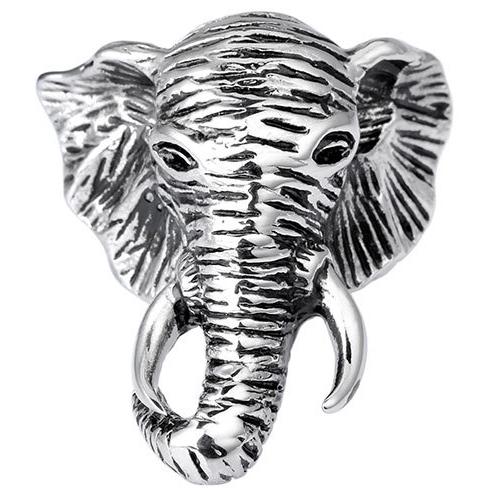 Elephant Ring For Men