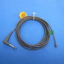 Sonda adulta da pele-superfície temprature com resistência de 2.25kohm para a série paciente popular do monitor ysi400
