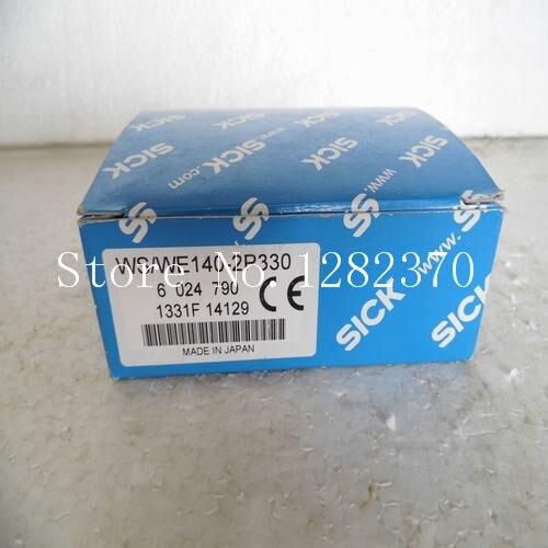 [SA] New original authentic special sales SICK photoelectric switch WS / WE140-2P330 spot[SA] New original authentic special sales SICK photoelectric switch WS / WE140-2P330 spot