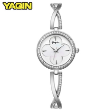 2018 Fashion Ladies Watch Woman Bracelet Quartz Watches Top Brand Luxury Ladies Watch stainless steel relogio masculino