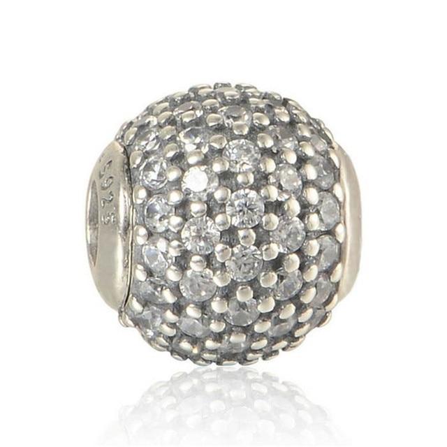 Generosity Essence Beads Fits Pandora Bracelets Original 925 Sterling Silver Charms DIY Jewelry Supplies For Jewelry Wholesale