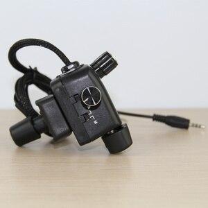 Image 4 - Free Shipping Zoom and focus control for LANC Panasonic cameras HC X1 AG UX90 HC PV100 AG AC30 AG UX180 HC X1000 AG AC90 AU EVA1