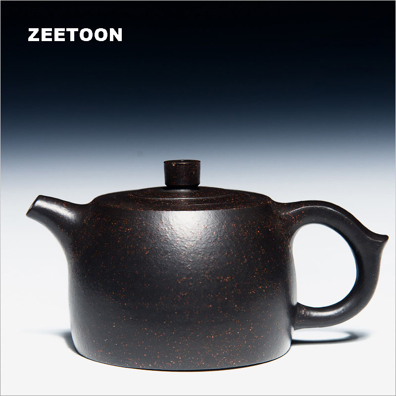 230cc Authentic Yixing Teapot Purple Clay Health Chinese Kung Fu Tea Set Master All Handmade Zisha Jing Lan Pot Kettle Teaware230cc Authentic Yixing Teapot Purple Clay Health Chinese Kung Fu Tea Set Master All Handmade Zisha Jing Lan Pot Kettle Teaware