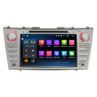 Two Din 8 Inch Car GPS Radio Player For Toyota Camry 2007 2011 Android 6 0
