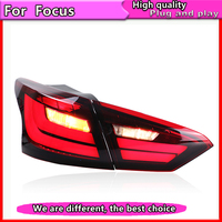 Car Styling for Ford focus 3 LED rear lights For Ford Focus led fog lamps For focus 3 accessories car styling