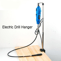 Telescoping Desk Hanger For Mini Electric Drill Electric Grinder Match To Use With Flexible Shaft Dremel