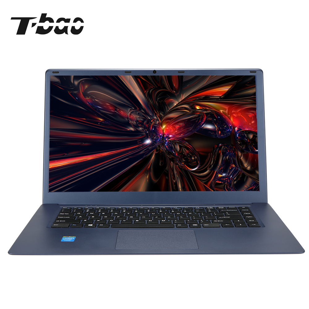 T-bao Tbook R8 Laptops 15.6 inch 4GB DDR3 RAM 64GB EMMC Laptops Notebook 1080P FHD Screen for Intel Cherry Trail X5-Z8350 t bao tbook x8s pro notebook 15 6 fhd 6gb 128gb windows 10 intel celeron j3455 quad core 1 5ghz laptops w hdmi camera type c