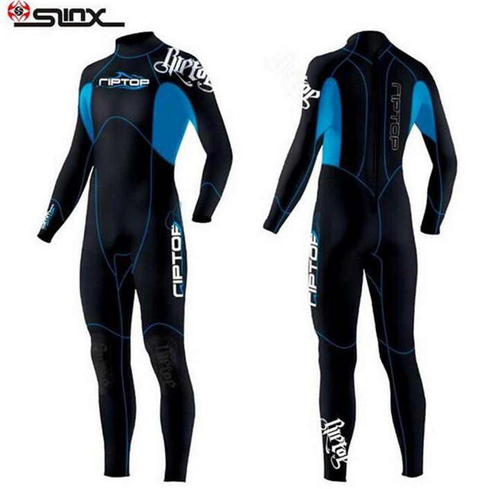 SLINX 3mm Neoprene Women Scuba Diving Suit Swimming Swimwear Waterskiing Snorkeling Spearfishing Windsurfing Wetsuit плоскогубцы jcb jpl005