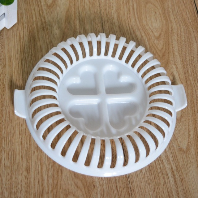 1PC Microwave DIY Potato Chips Maker Kitchen Gadgets Cooking Cook Healthy Home low calories Kitchen Tools OK 0406 1
