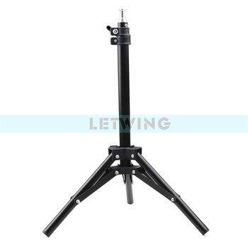Porte Photo   80 Cm Bureau Table Lumière Lampe Support Trépied Pour E27 Photo Studio Vidéo Lampe Titulaire Softbox Parapluie Flash Trépied