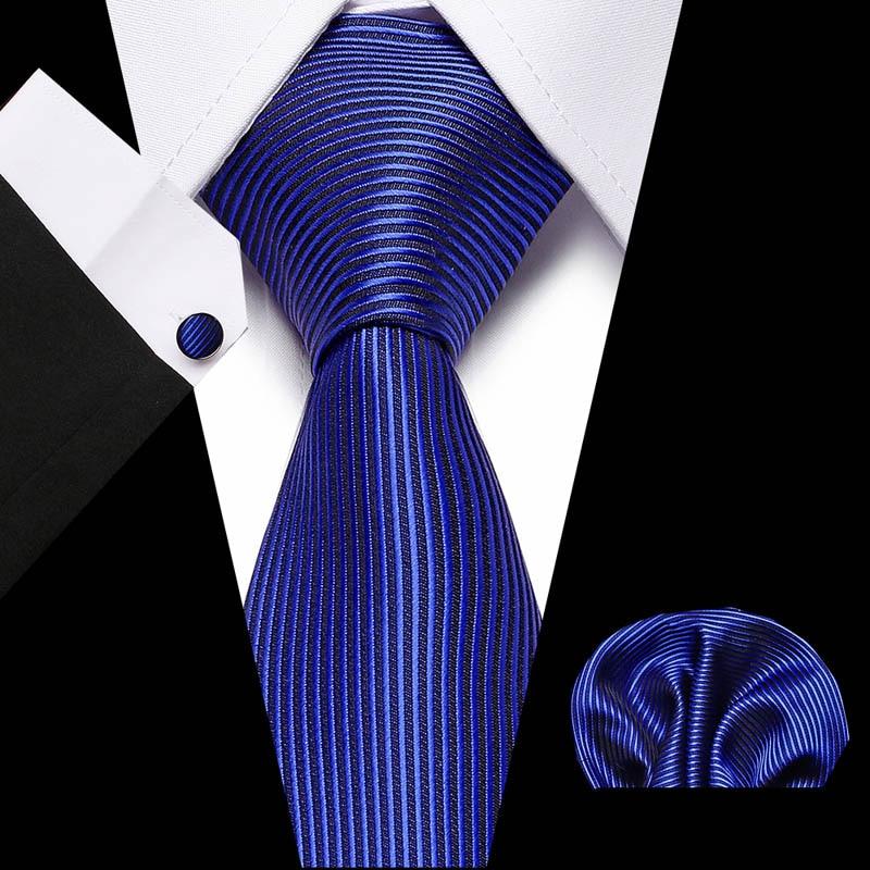 New Classic men ties set Extra Long Size 145cm 7 5cm Plaid Necktie 100 Silk Jacquard Woven Neck Tie Suit Wedding Party in Men 39 s Ties amp Handkerchiefs from Apparel Accessories