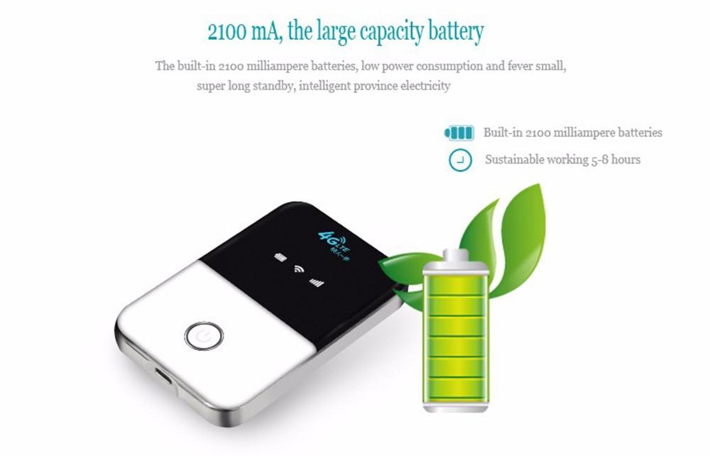 Mobile mini Hotspot หุ้นจำนวนมาก 5
