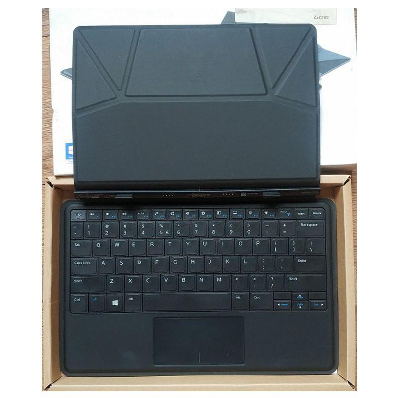 GZEELE 95% Nieuwe voor Dell Venue 11 Pro 5130 7130 7139 7140 Serie Slim Tablet Toetsenbord Dock Cover K11A K11A001 mobiele Tablet Slim-in Laptoptassen & Koffers van Computer & Kantoor op AliExpress - 11.11_Dubbel 11Vrijgezellendag 1