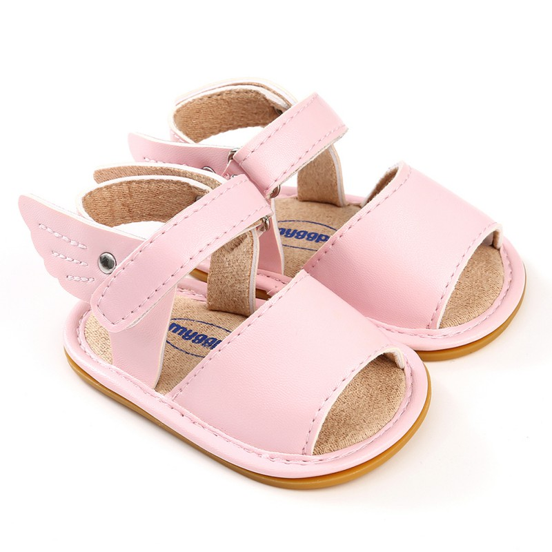 Baby Shoes PU Baby Boy Shoes First Walkers Newborn Baby Girls Shoes Summer Anti-slip Soft Sole Toddler Sneaker