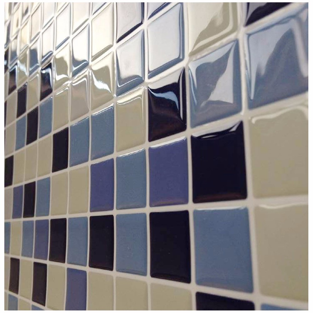 20 New Update Diy Wall Tile Selfadhesive Wall Kitchen Tile Formercial  Interior Wall Decoration Easy Clean And Removable