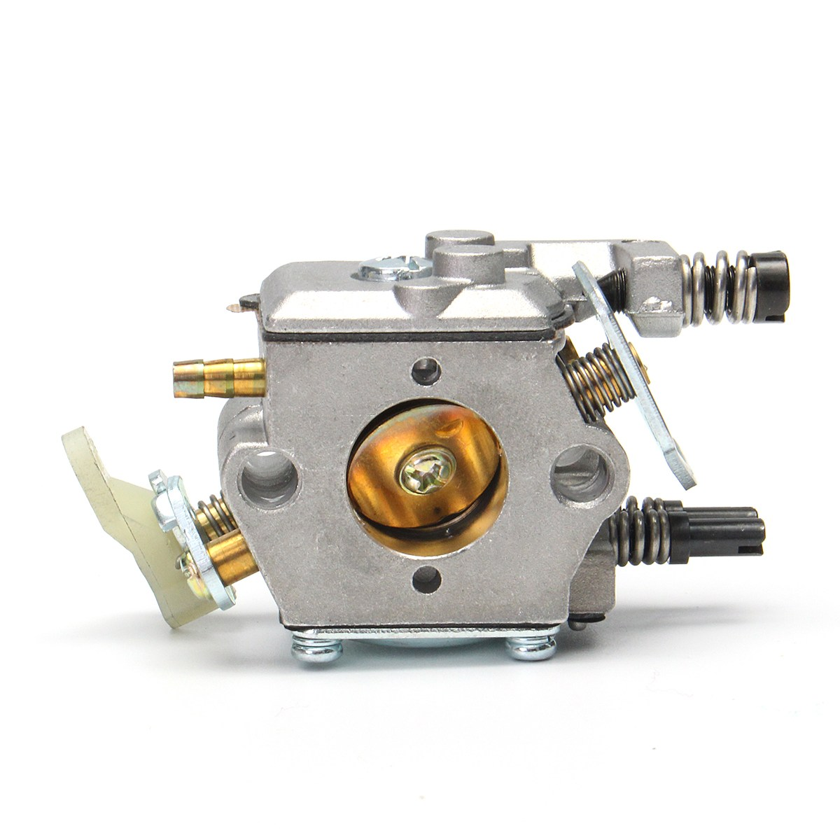 Товар New Arrival Metal Carburetor Air Fuel Filter Kit With Lgnition Coil  Fuel Line For HUSQVARNA 51 55 -
