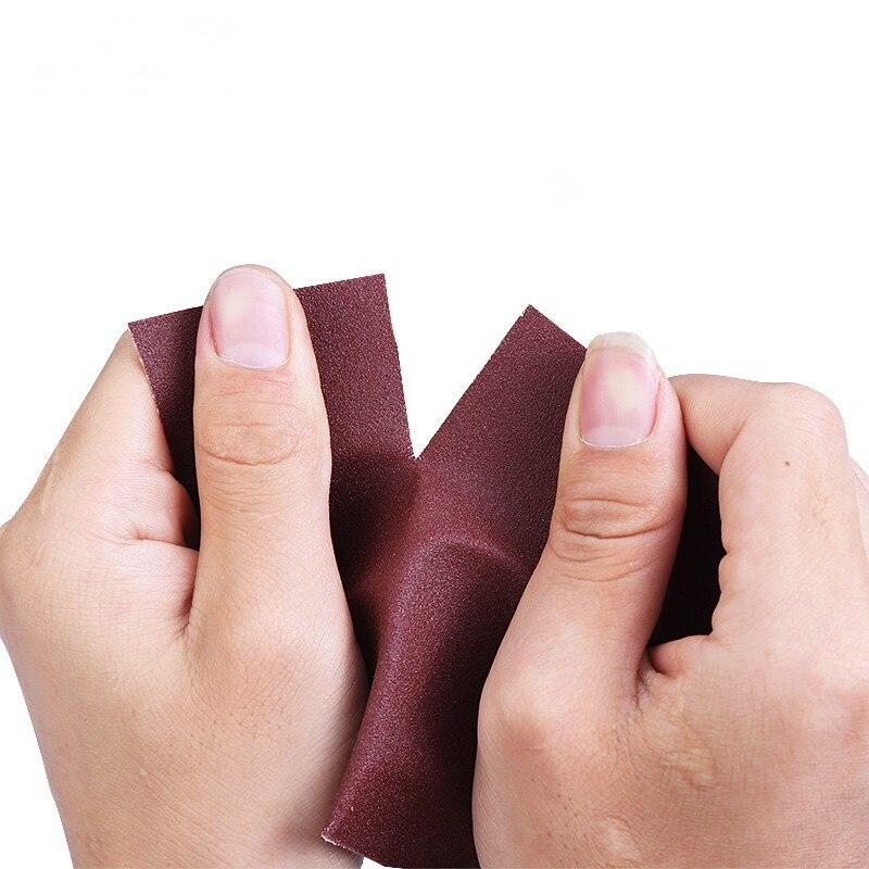 1PCS  YT1240 Emery Paper  Particles 240 Mesh Abrasive Paper  Polishing Grinding  Width95mm  Length 100cm    Free Shipping