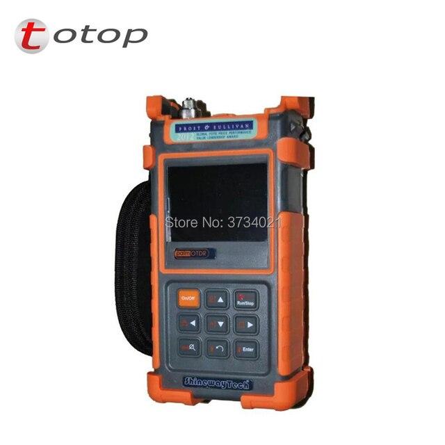Handheld ShinewayTech S20C/X OTDR PON Optical Time Domain Reflectometer 1310/1550/1625nm SM Visual fault locator