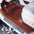 Custom fit car floor mat forr BMW 3/4/5/6/7 Series  M3 X1 X3 X4 X5 X6 Z4 all weather tray 6D carstyling carpet cargo liner HB15