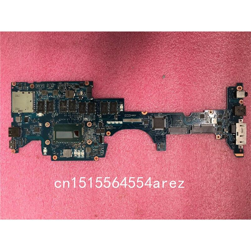 Original laptop Lenovo ThinkPad YOGA S1 motherboard mainboard i5 i5 4200 CPU 8G 00HT127