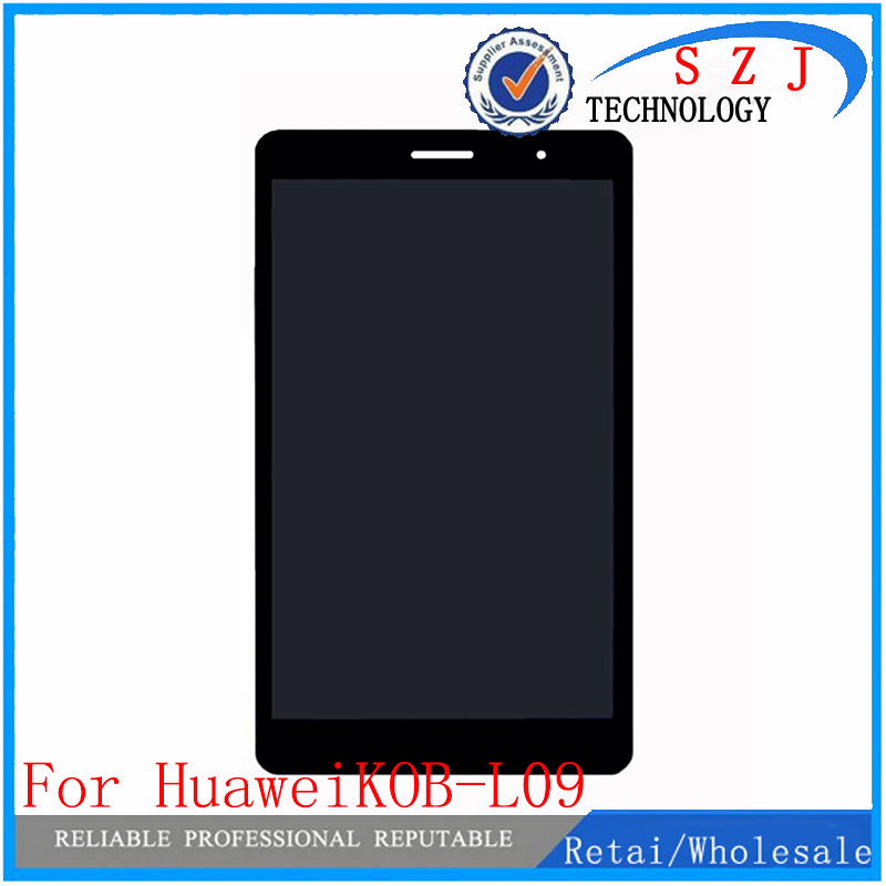 New 8 inch For Huawei Honor Play Meadiapad 2 KOB-L09 MediaPad T3 KOB-W09 Mediapad T3 LTE LCD Display with Touch Screen Digitizer планшет huawei mediapad t3 16gb lte gold kob l09