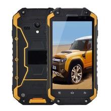 D'origine GuoPhone X8G Téléphone IP68 MT6735 Quad Core Android 5.1 3G GPS 2 GB + 16 GB 4G LTE 4.7 Pouce Écran Étanche SmartPhone