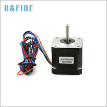 5pcs/Lot 42mm 1.68A 4.0 kg.cm Two-phase High Torque hybrid CNC Stepping Motor 1684A NEMA17 For REPRAP Makerbot 3D printers