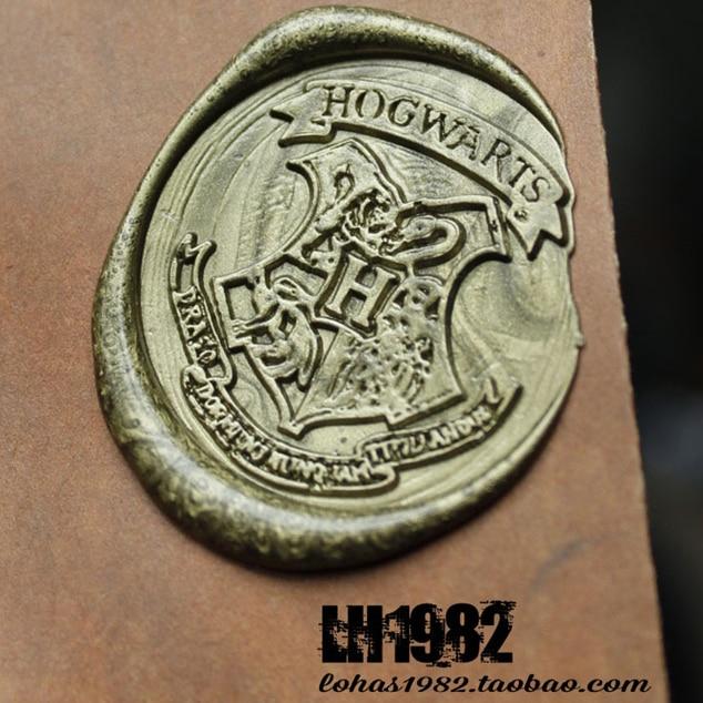 Hogwarts Malfoy Gryffindor Slytherin font b Customize b font font b Wax b font font b