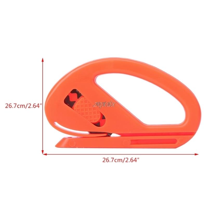 Car Vehicle Snitty Fiber Vinyl Film Sticker Wrap Safety Cutter Cutting Knife Z09 Drop ship 6