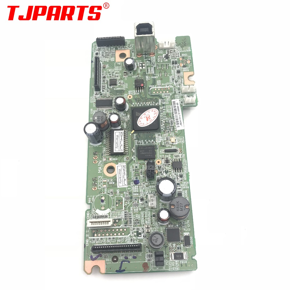 2158970 2155277 2145827 FORMATTER PCA ASSY Formatter Board logic Main Board MainBoard mother board for Epson L355 L358 355 358 stage controlling software sunlite suite2 fc dmx usd controller dmx good for dj ktv party led lights shehds stage lighting