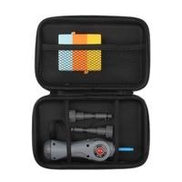 Electric Fiber Optic Cleaner for 1.25mm LC/MU 2.5mm SC/FC/E2000/ST connectors