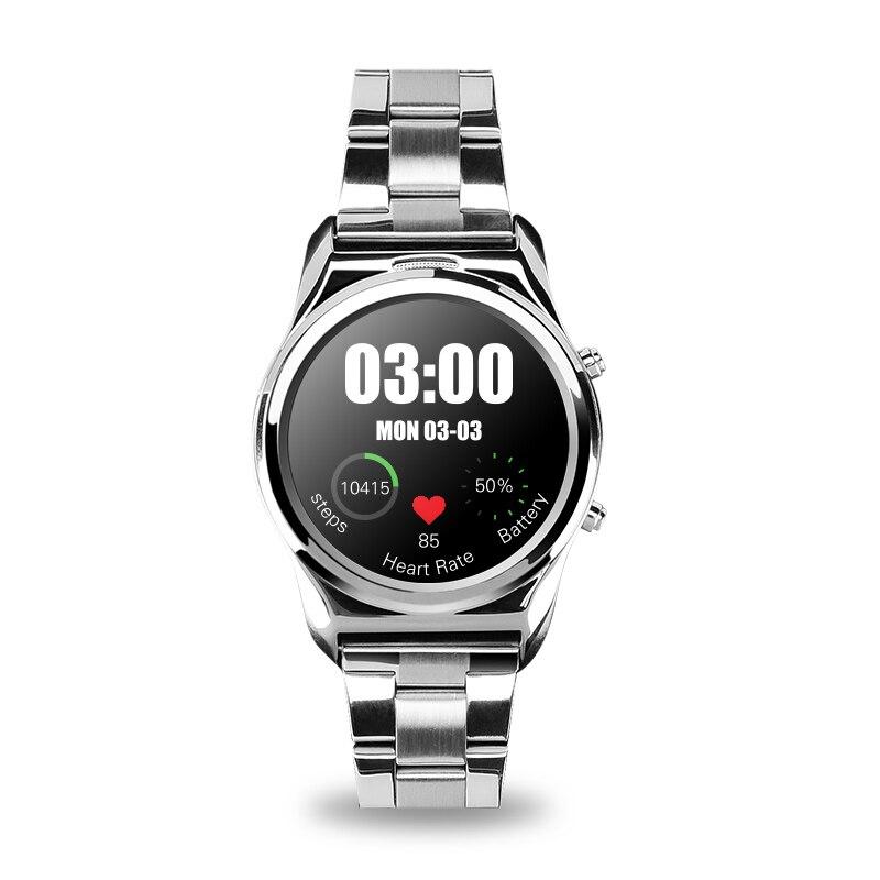 Bluetooth Smart Watch LW04 DZ04 font b Smartwatch b font Heart Rate Monitor Mp3 Mp4 Wristband